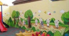 儿童游乐场绘制