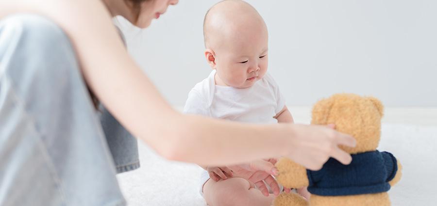 婴幼儿训练